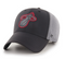Miami Heat '47 Brand Black Arlo MVP Adjustable Hat