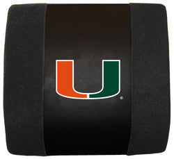 Miami Hurricanes Lumbar Seat Cushion - CanesWear at Miami FanWear Automobile Accessories Fremont Die CanesWear at Miami FanWear