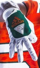 Miami Hurricanes Sebastian Throwback Gloves - CanesWear at Miami FanWear  CanesWear at Miami FanWear CanesWear at Miami FanWear