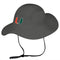 Miami Hurricanes adidas Safari Hat - Grey