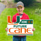 Miami Hurricanes Home of a Future Cane U Lawn Sign