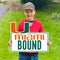 Miami Hurricanes Miami Bound U Lawn Sign