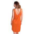 Miami Hurricanes Women's Beach Cover Up Dress