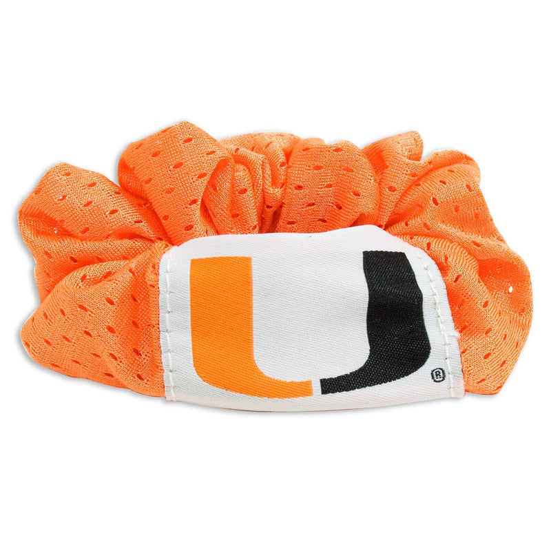 Miami Hurricanes Hair Twist Scrunchie