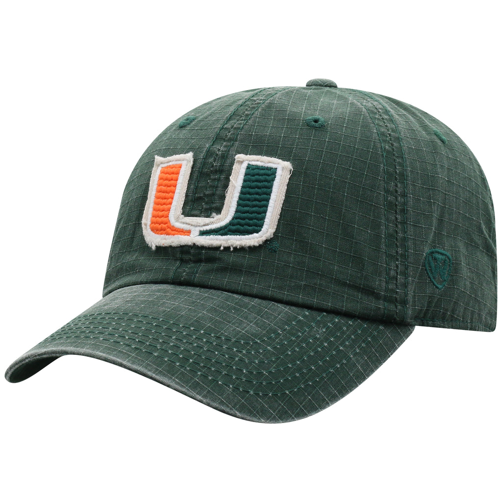 Miami Hurricanes Top of the World Wave 1 Adjustable