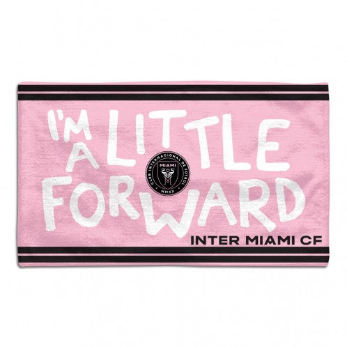 Inter Miami CF Burp Cloth - 10.5