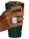 Miami Hurricanes 5 x Champions Blingware Ring Cup