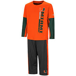 Miami Hurricanes TODDLER BOYS WE GOT US SET
