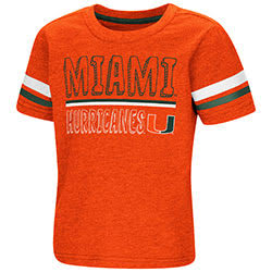 Miami Hurricanes TODDLER BOYS YOU RAAAANG? S/S TEE