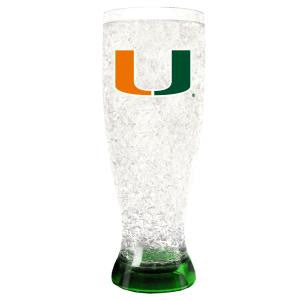 Miami Hurricanes FLARED PILSNER 16-OZ.