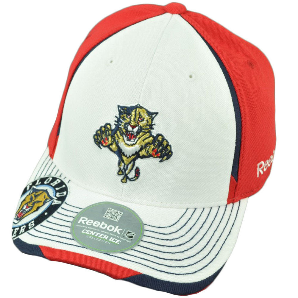 e6faea0fb76 Florida Panthers Center Ice Fitted Reebok Hat - S M – CanesWear at Miami  FanWear