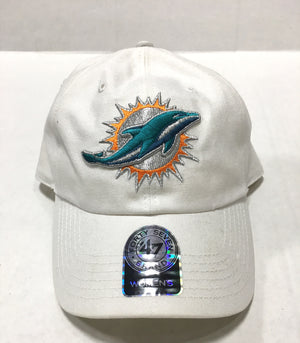 Dolphins womens glitter hat