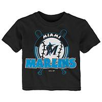 Miami Marlins Baby / Toddler Fun Park SS Tee