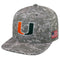 Miami Hurricanes DIGI CAMO Snapback Hat by Top of the World - CanesWear at Miami FanWear Headwear Top of the World CanesWear at Miami FanWear