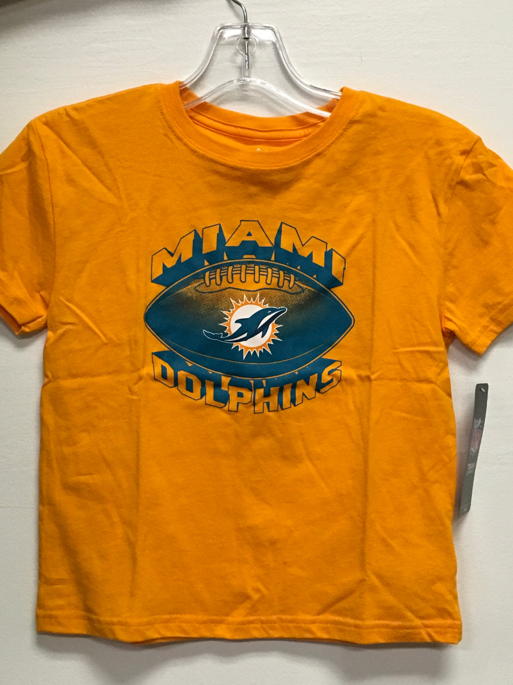 Miami Dolphins Youth Satellite T-Shirt