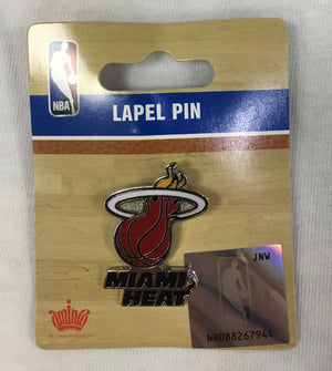 Miami Heat Lapel Pin