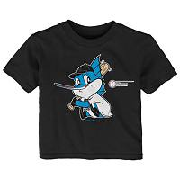 Miami Marlins Baby Mascot SS Tee - Toddler