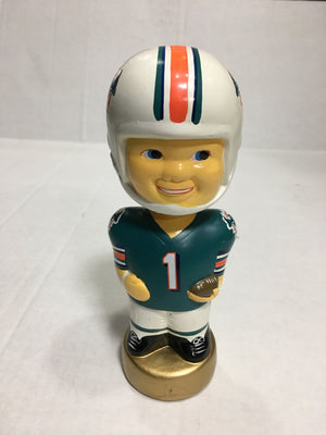 Miami Dolphins Vintage Bobble Head Doll