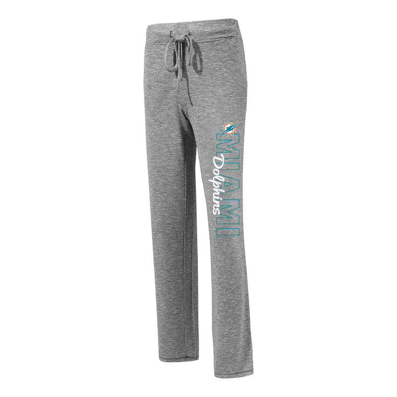 Miami Dolphins Women's Marble Knit Pants