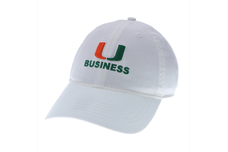 Miami Hurricanes U Business Legacy Hat