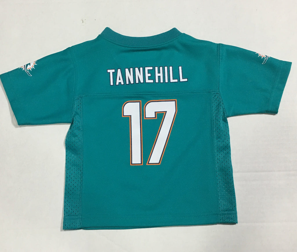 Miami Dolphins Toddler Jersey #17