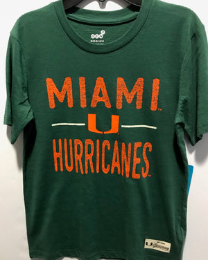 Miami Hurricanes Youth Descendant T-Shirt