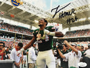 Autographed Travis Homer 8x10 -TO Chain