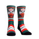 Miami Hurricanes Rock'em Mascot Single Face Crew Socks