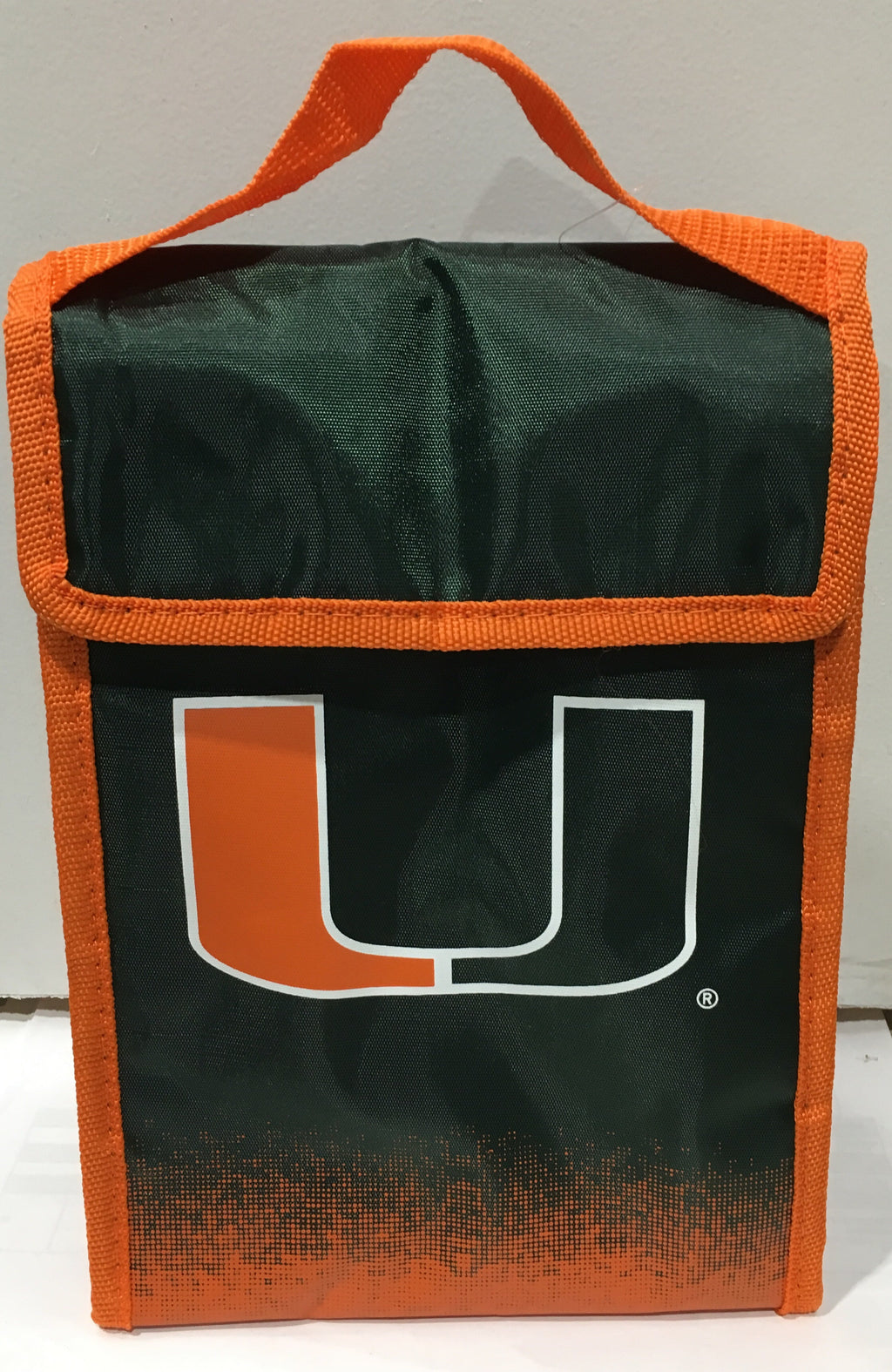 Miami Hurricanes Gradient Lunch Bag