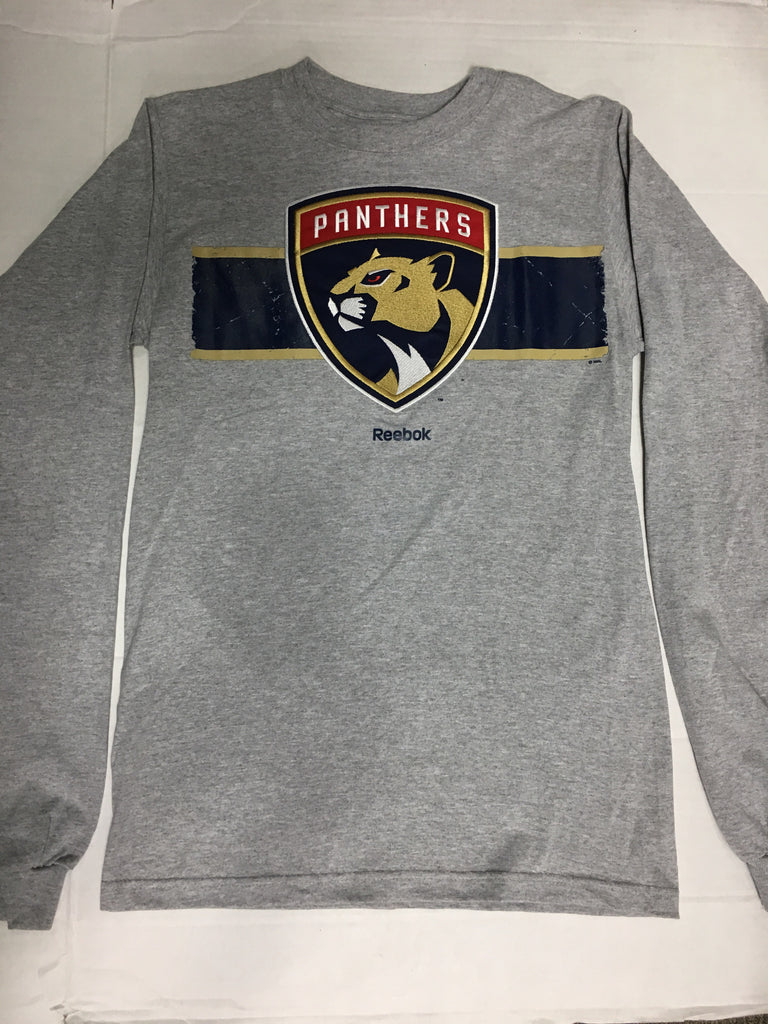 Florida Panthers Men's Reebok Honor Code Athlete L/S Shirt
