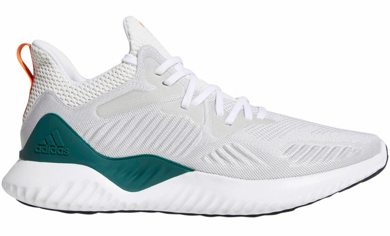 Miami Hurricanes adidas alphabounce beyond on-field Shoe - Sneaker