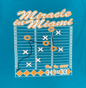 Miracle in Miami T-Shirt
