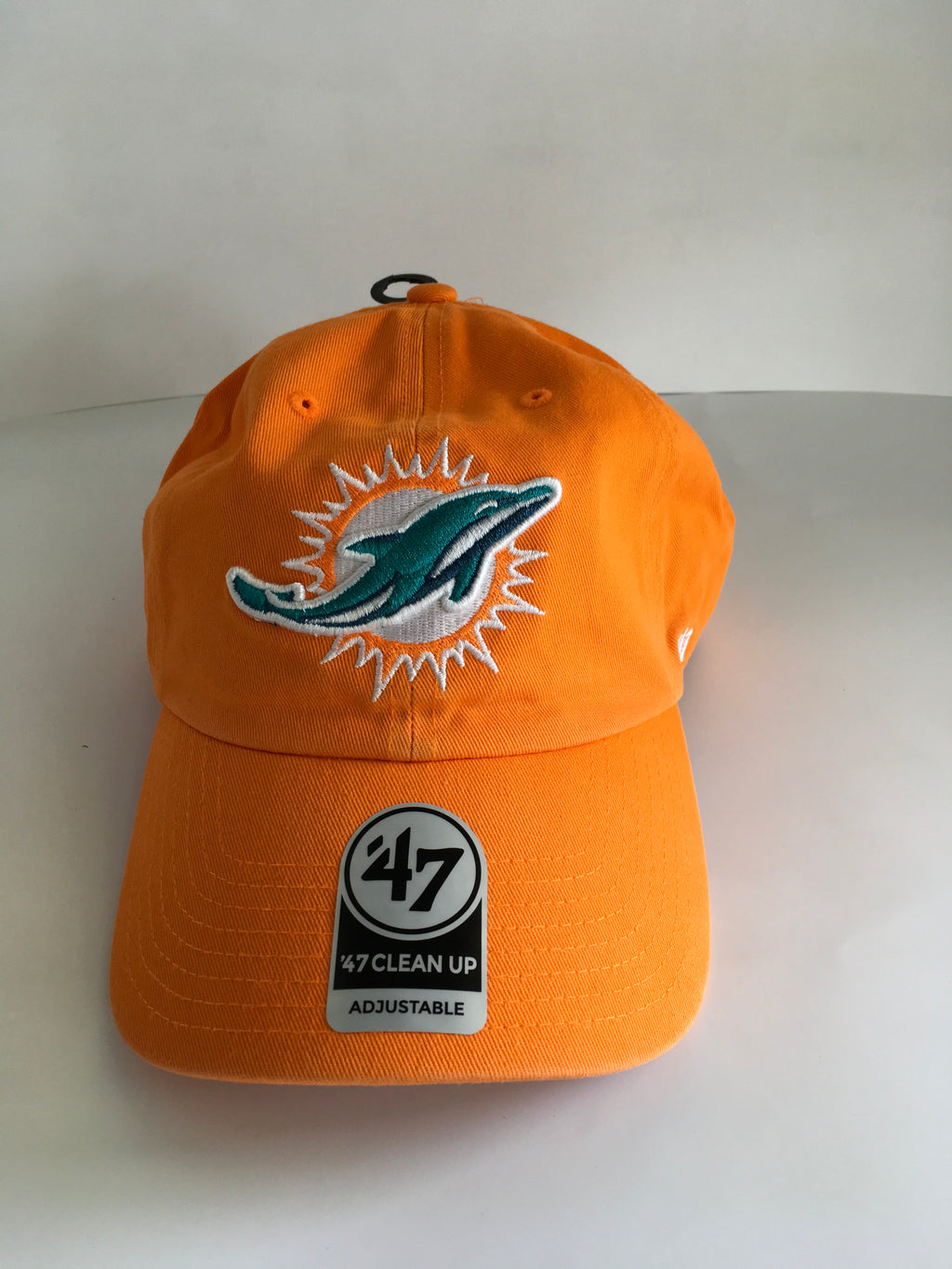 Miami Dolphins 47 Brand Adjustable Clean Up Pylon - Orange