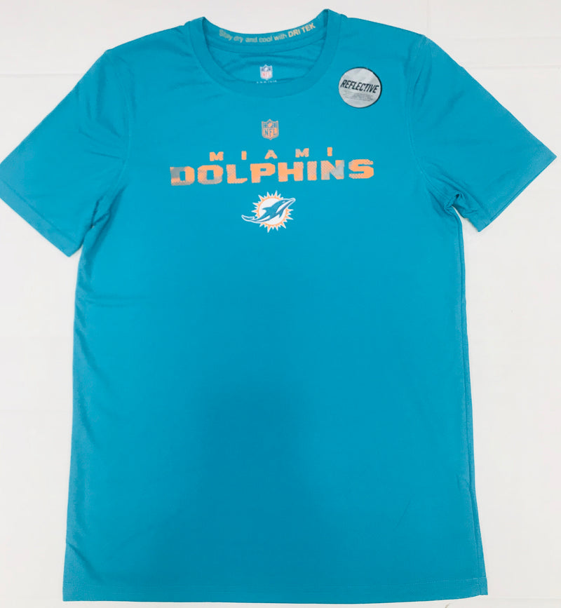 Miami Dolphins Youth Nebula Dri-Tek T-Shirt