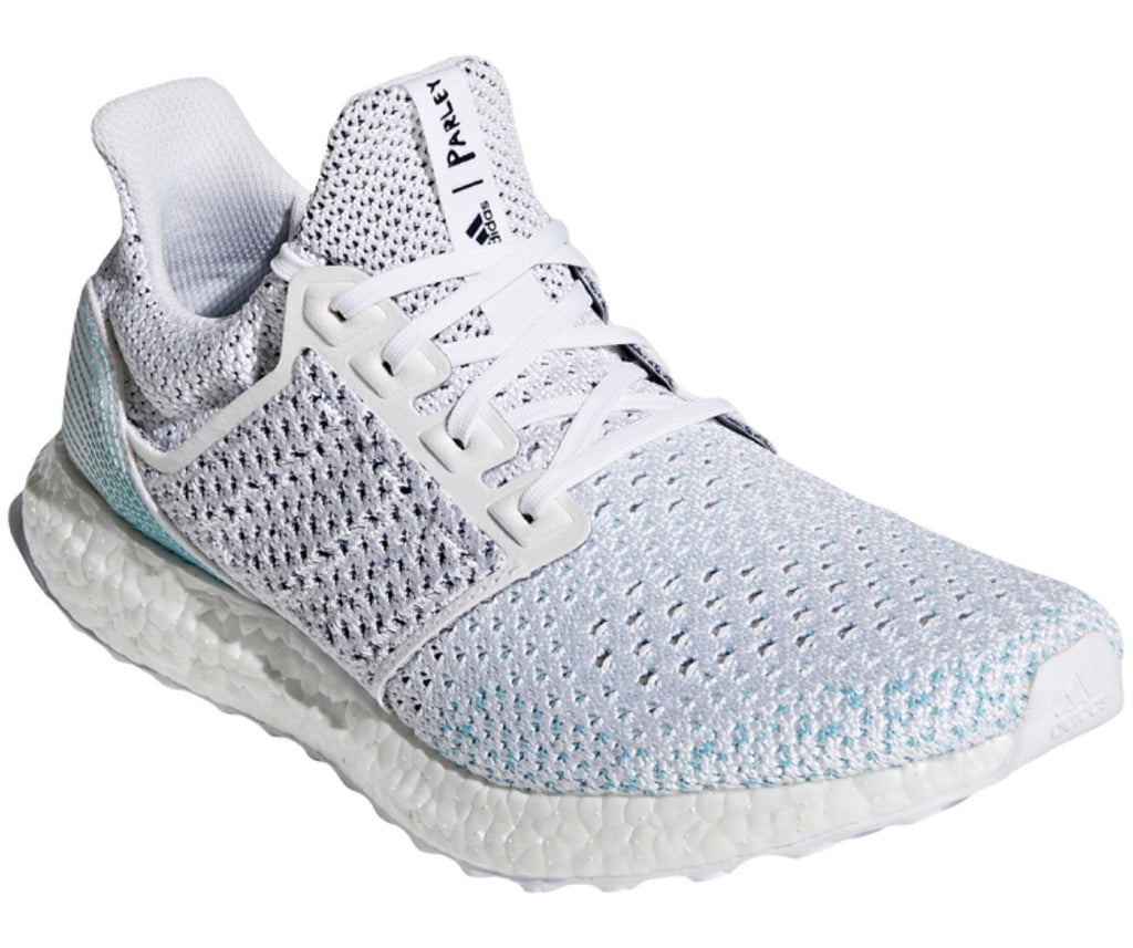 MIAMI Hurricanes Ultra Boost Parley LTD Running Shoe/Sneaker