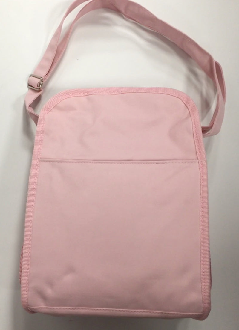 Miami Hurricanes Mini Diaper Bag- Pink