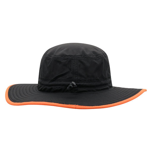 Miami Hurricanes Top of the World Chili Dip Bucket Hat - Black/Orange