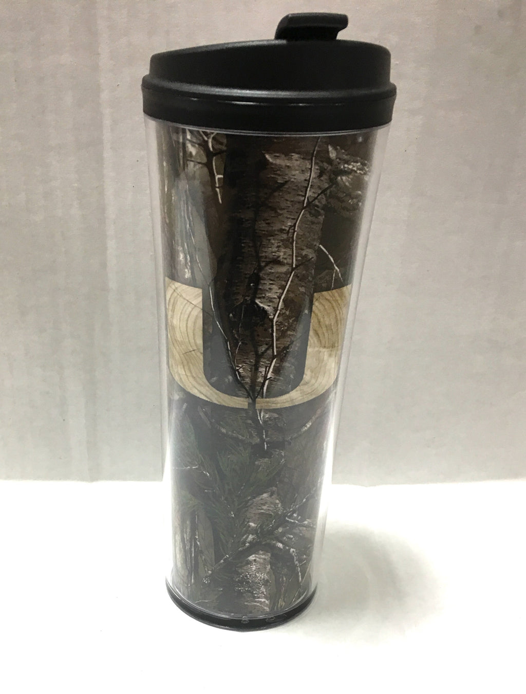 Miami Hurricanes 16oz Double Wall Tumbler - Realtree
