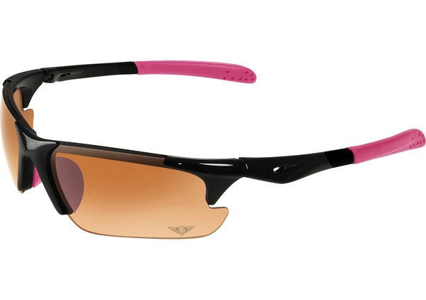 Rough Rider® 11  MAXX HD Sunglasses with Pink Tips