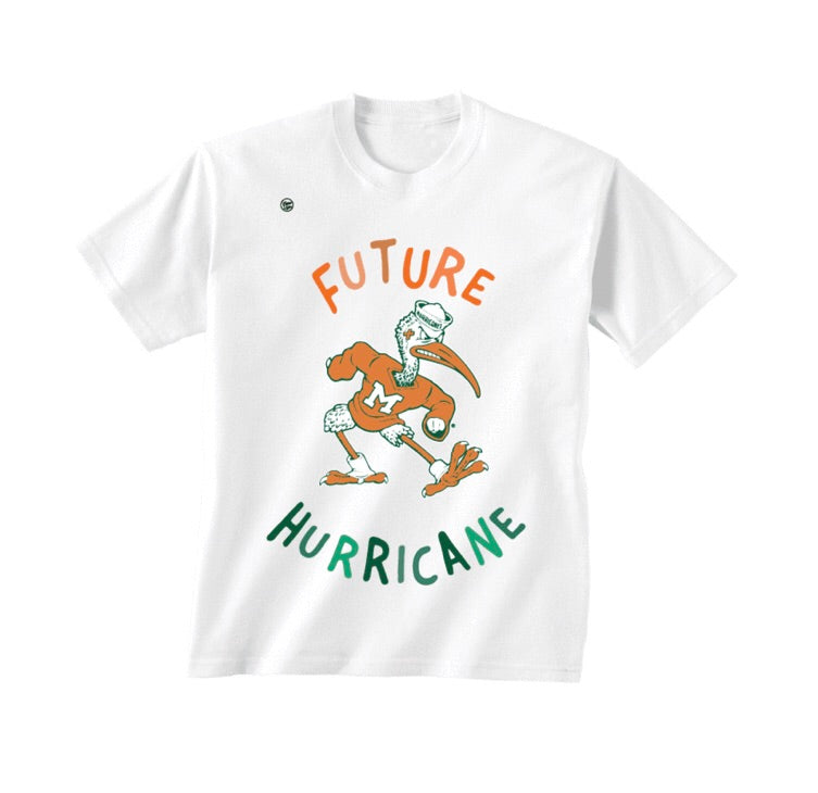 Miami Hurricanes Dyme Lyfe Future Cane Shirt - Youth