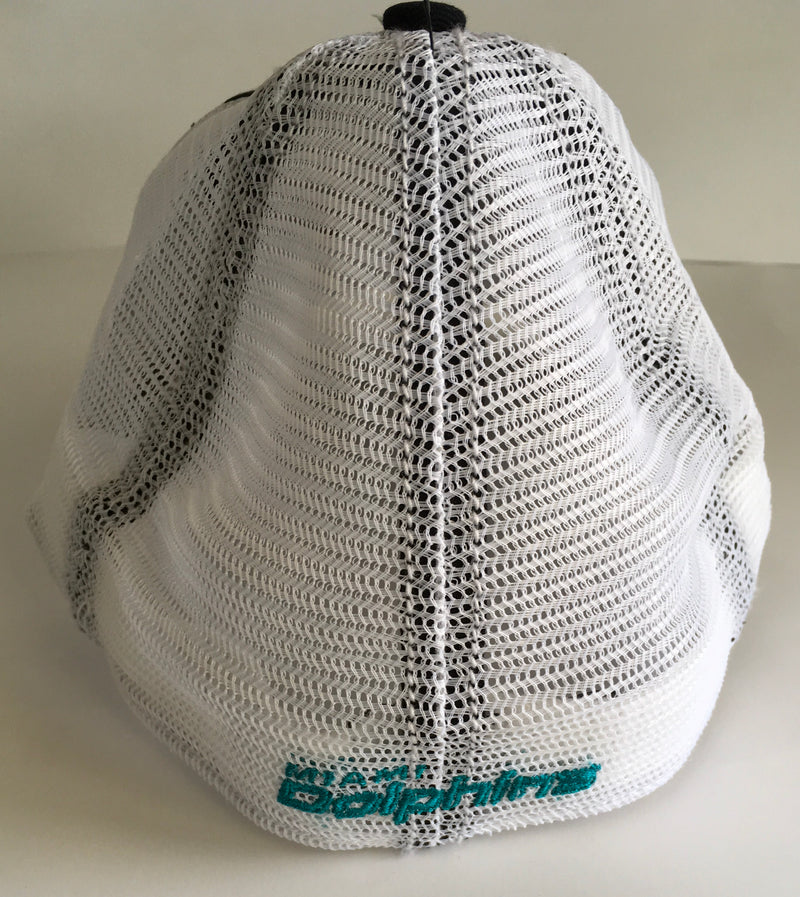 Miami Dolphins 47 Brand Closer Flex Fit  Mesh Hat