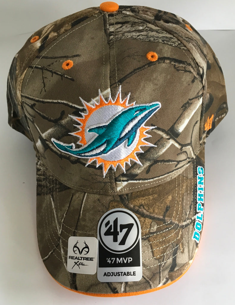Miami Dolphins Realtree Frost Hat
