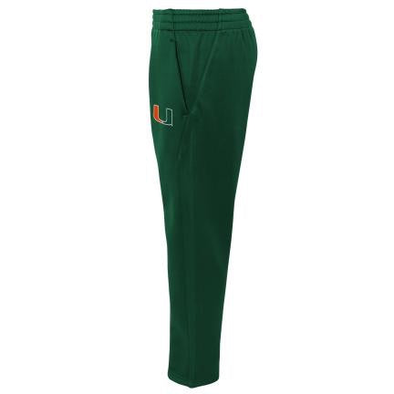 Miami Hurricanes U Youth Sweatpants - Green