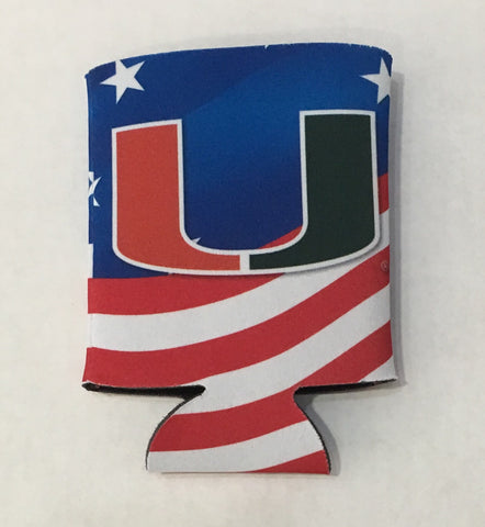 Miami Hurricanes Glass Pilsner - Crystal Ice