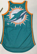 Miami Dolphins Women's Mesh Tank Top
