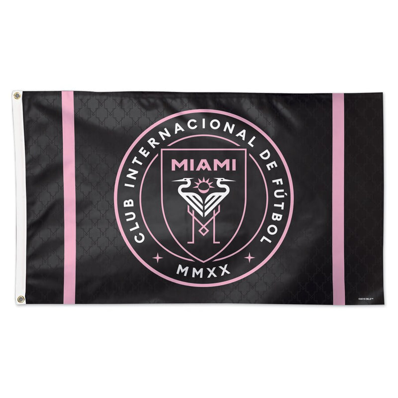 Inter Miami CF 3' x 5' Deluxe Logo Flag