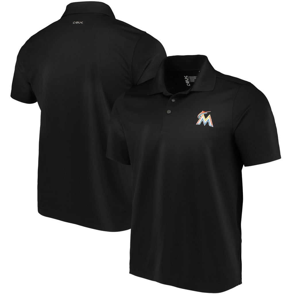 Miami Marlins CB CBUK FW Polo - Black