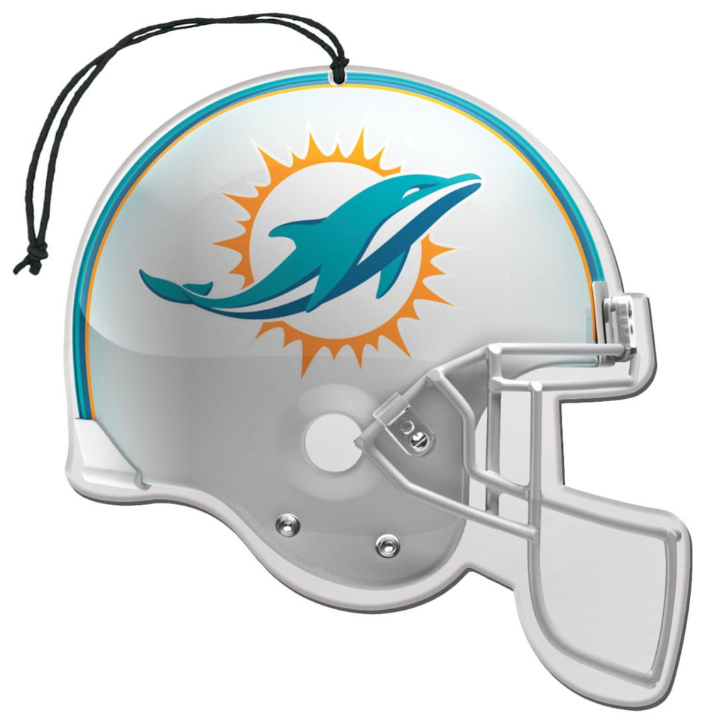 Miami Dolphins Air Freshener 3 Pack