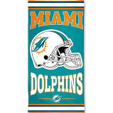 Miami Dolphins Beach Towel 30