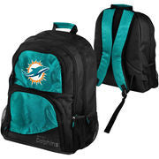 Miami Dolphins High End Backpack - CanesWear at Miami FanWear General Forever Collectibles CanesWear at Miami FanWear